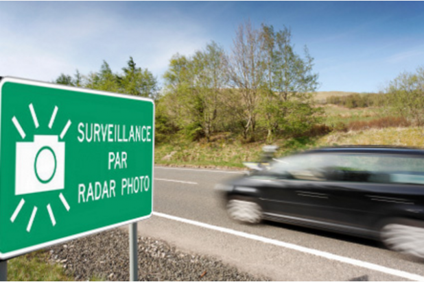 photo, radar, routes, sécurité