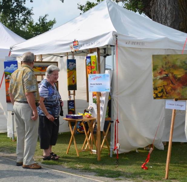 photo, fort chambly, culturel, sortie, plein air, expositions