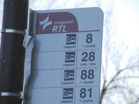 photo, actualité, transport, autobus, Longueuil