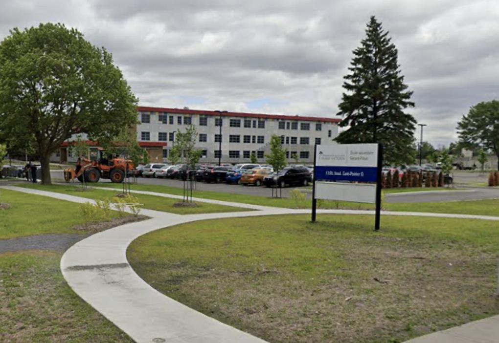 l'école secondaire Gérard-Filion