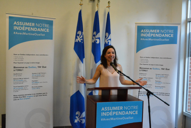 photo, politique, martine ouellet