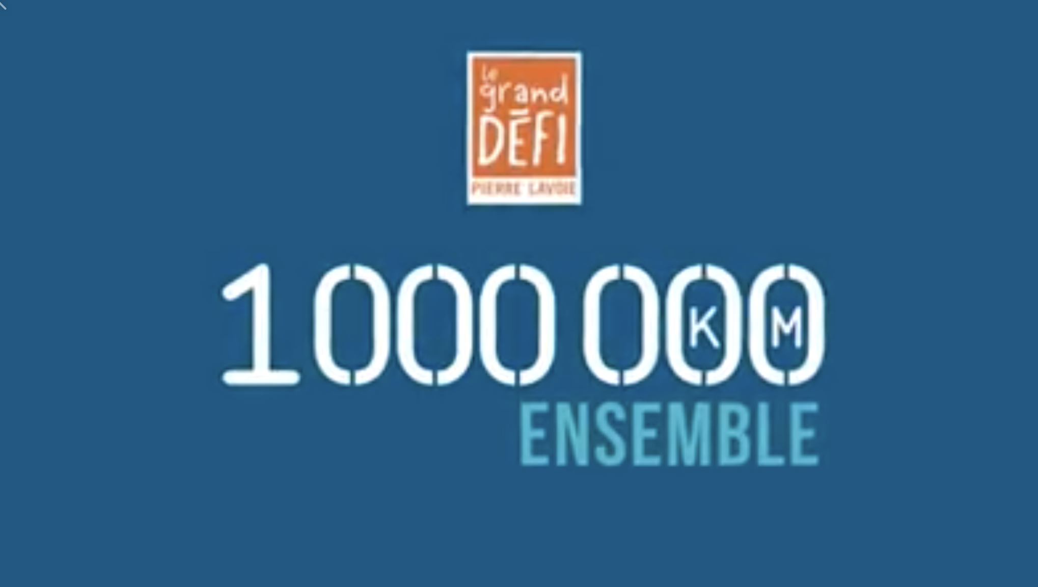 Sainte-Julie invite les citoyens à faire 1 000 000 km ensemble