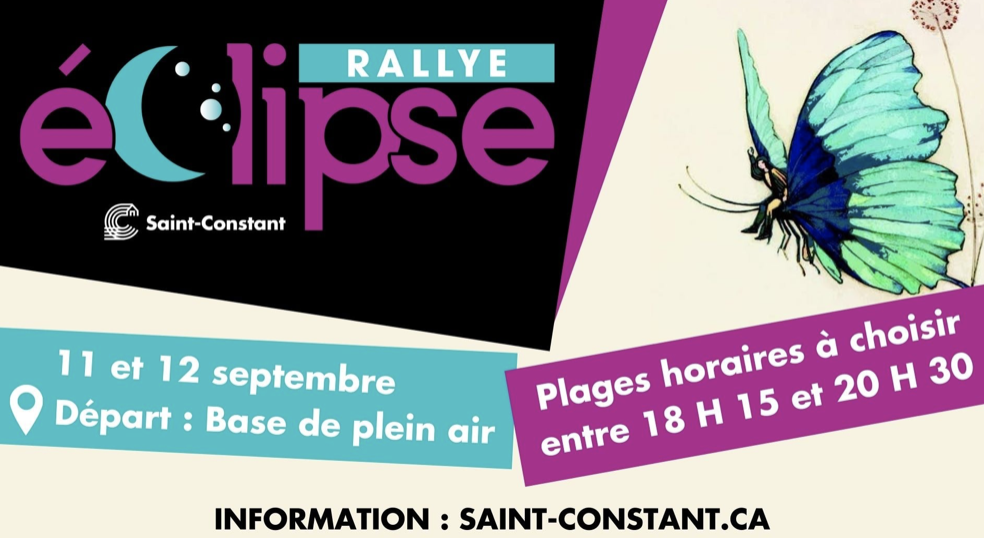 Rallye eclipse