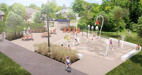 Un nouveau parc intergénérationnel à Saint-Bruno 2