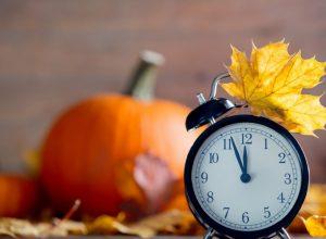 Changement heure automne