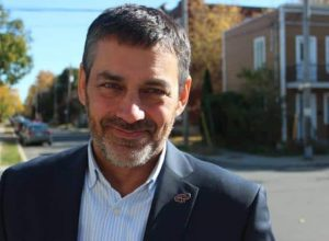 Pierre Nantel Nommé porte-parole en électrification des transports