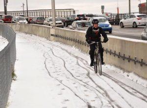 Photo : Association des piétons et cyclistes du pont Jacques-Cartier