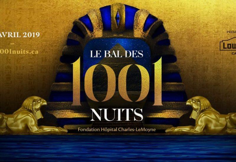 Le bal des 1001 nuits de retour cette année