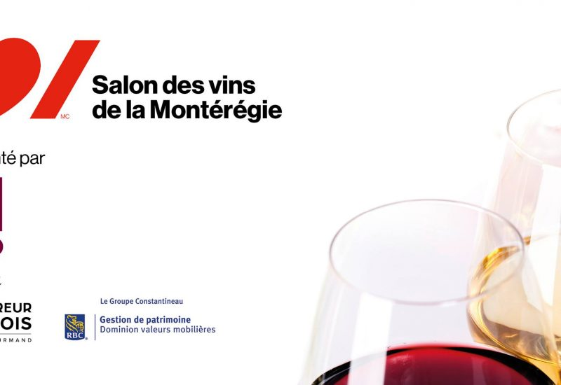 Salon des vins de la Montérégie