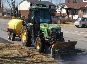 Brossard nettoie sa municipalité