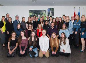Sainte-Julie honore des danseurs d'Underground