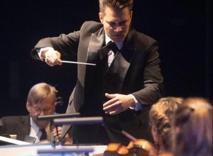 Alexandre Da Costa, chef de l'Orchestre symphonique de Longueuil (Photo: Alexandre Da Costa / Facebook)