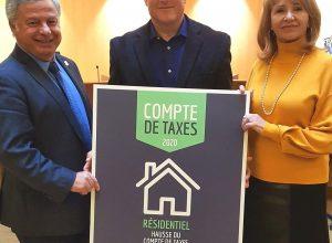 budget 2020 Boucherville