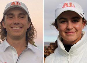 Deux golfeurs Montérégiens récompensée par l'ACSC