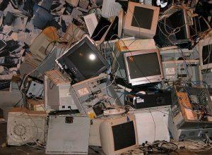 Collecte d'appareils électroniques désuets à Boucherville