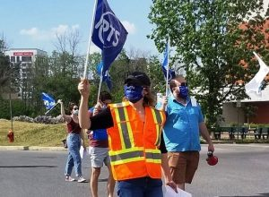 L'APTS Montérégie Ouest accuse Québec de favoriser les infirmières
