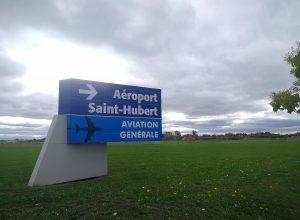 Aéroport Saint-Hubert, une volonté de mieux communiquer