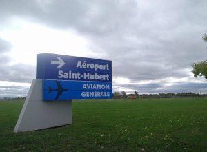 Aéroport de Saint-Hubert : des députés du Bloc veulent une consultation publique
