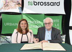 Décès de l'ancien maire de Brossard, Alphone Lepage