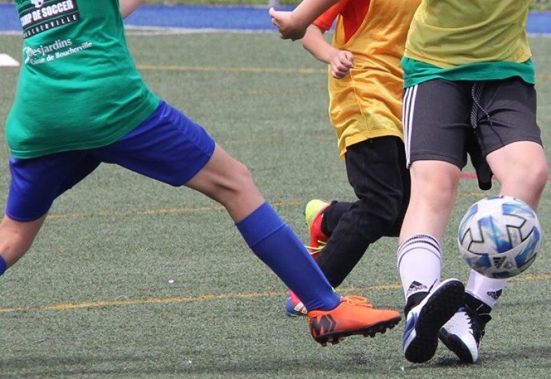 Des pratiques de soccer dérangent à Boucherville