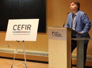 Le CEFIR du cégep Édouard-Montpetit célèbre ses cinq ans