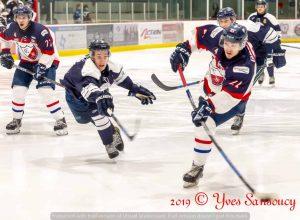 Longueuil l'emporte sur Chambly au hockey