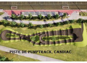 piste de pumptrack