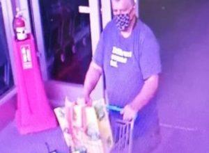 La police de Roussillon cherche à identifier un individu