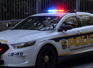 police Richelieu Saint Laurent