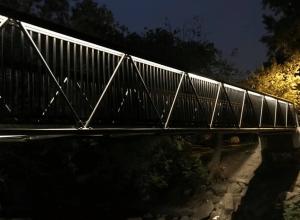 pont aluminium
