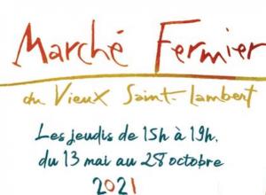 Marché fermier de Saint-Lambert