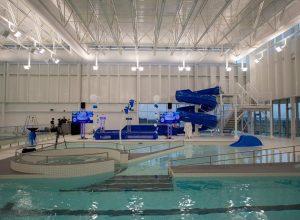 Centre aquatique de Beloeil : juste à temps pour l'été
