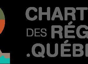 Source: Charte des régions du Québec