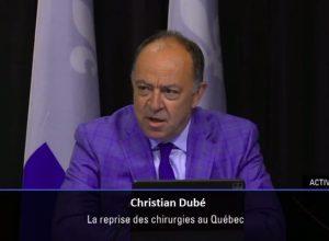 Québec veut remettre de l'ordre dans les chirurgies