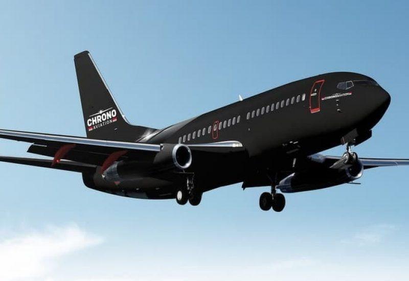 Chrono 737-200