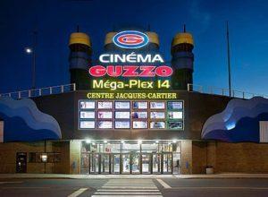 La pandémie occasionne une perte de 10M$ pour les Cinémas Guzzo