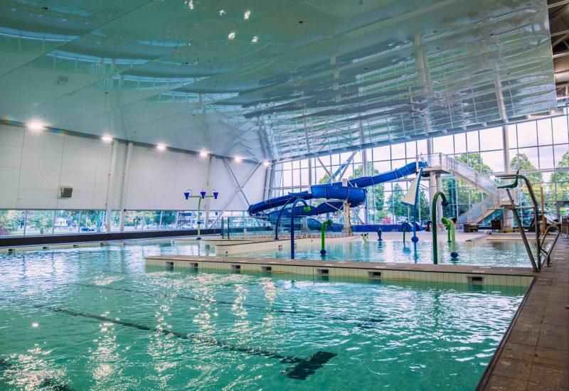 Complexe aquatique de Brossard