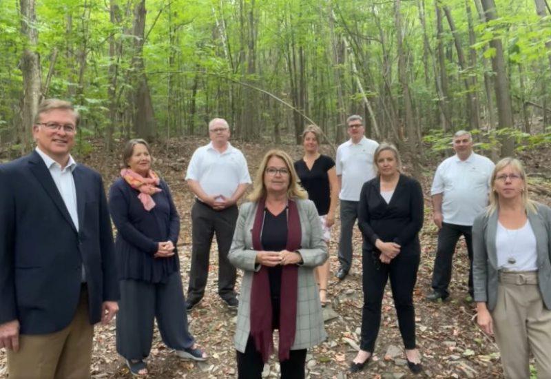 Sainte-Julie fait l'acquisition des lots du boisé de la Falaise