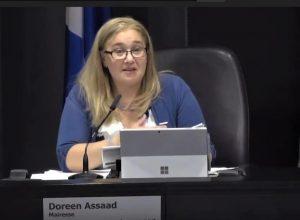 Doreen Assaad mai
