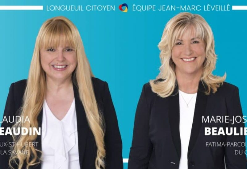 Deux candidates de plus pour Longueuil Citoyen