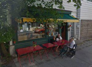 Image tirée de Google View