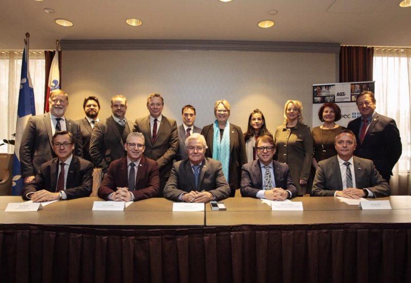 Une entente contractuelle en transport collectif pour le Grand Montréal