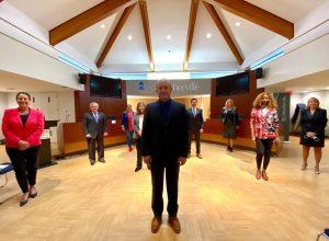 Le maire Martel réélu respecte un de ses «engagements verts»