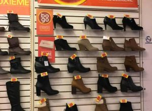 Les boutiques de chaussures Payless ShoesSource, fermeront leurs portes d'ici le mois de mai.