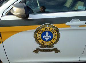 Le logo de la SQ sur une voiture