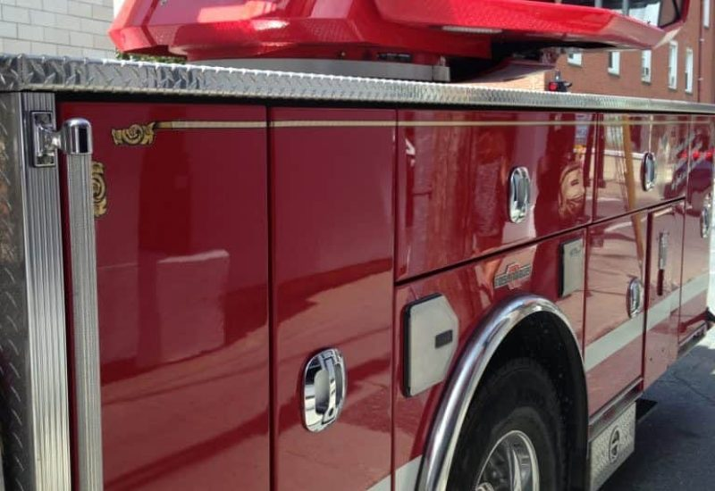 Quatre personnes à la rue à la suite d'un incendie à Brossard