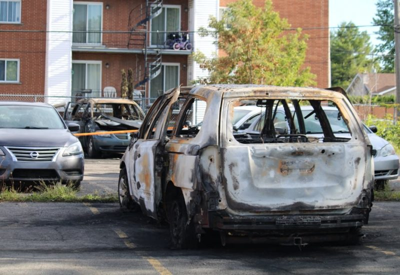 Longueuil est aux prises avec une escalade de vandalisme sur des autos
