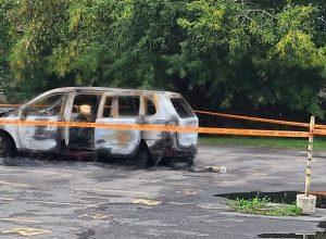 Suspect arrêté à Longueuil pour des feux de véhicules