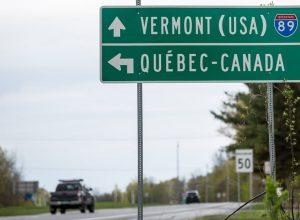 Frontière Québec-USA