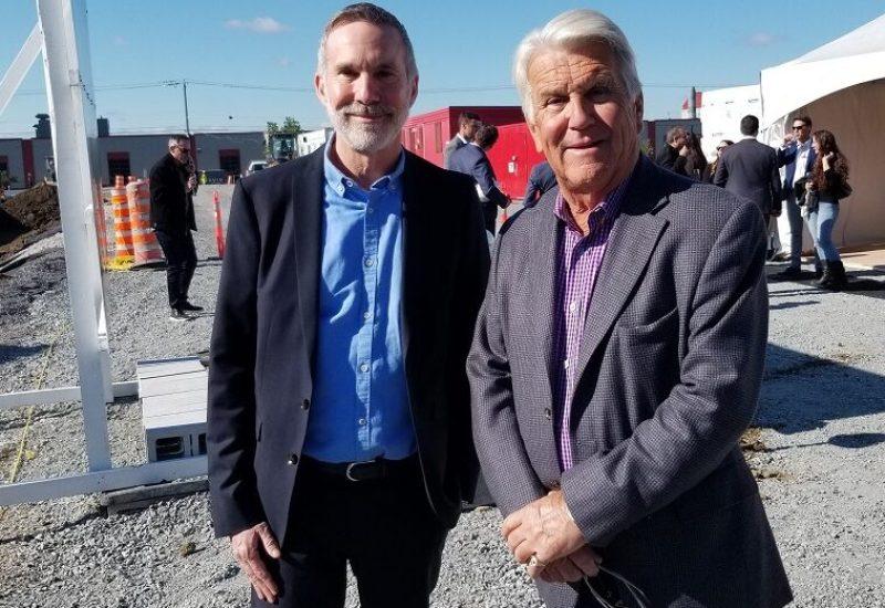 Nouveau centre de distribution Germain Larivière de 40 M$ à Longueuil